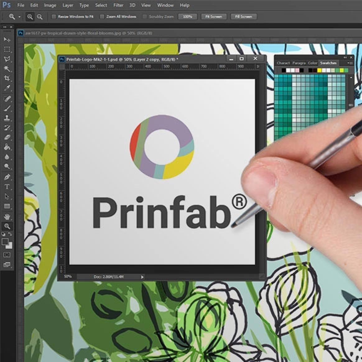 Prinfab Design Work