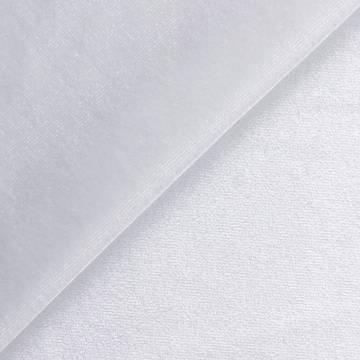 Unprinted Stretch Shimmer Velvet