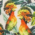 Printed Natural Luxury Linen