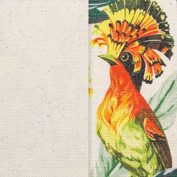 Organic Half Panama Surface Texture
