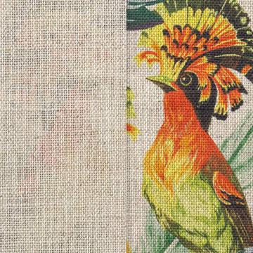 British Natural Linen Surface Texture