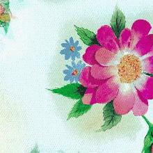 Floral GIF 256 Colours