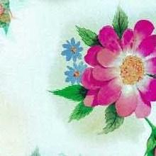 Floral JPEG Level 4