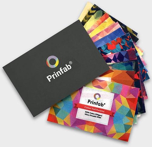 Fabric Printing Sample Book