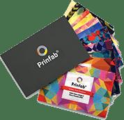 Custom Printed Fabric Sample Book