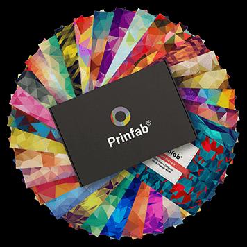 Custom Printed Fabric Sample Pack