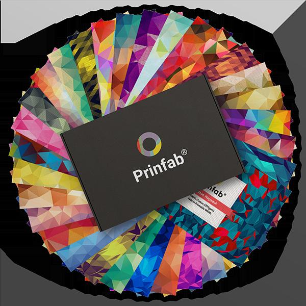 Fabric Printing Sample Pack